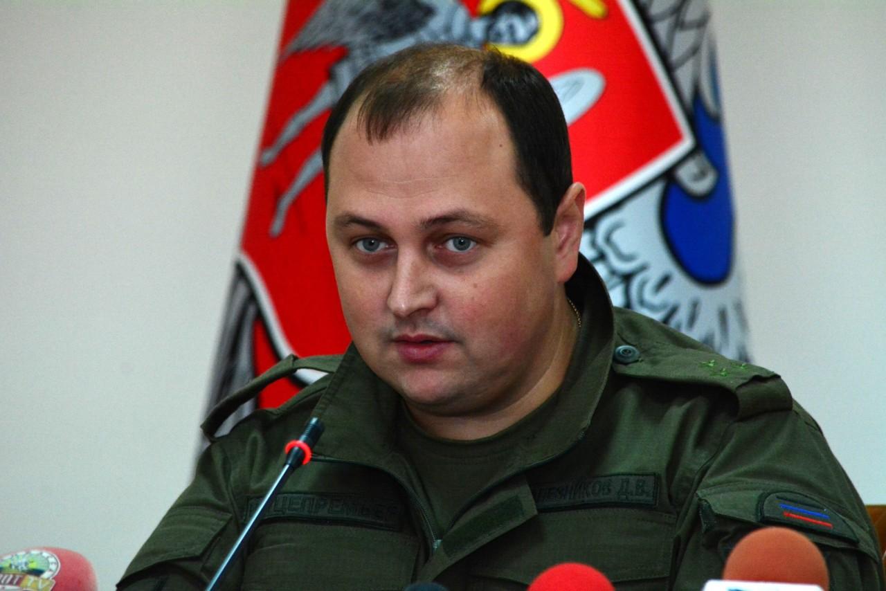 Утвержден новый глава ДНР