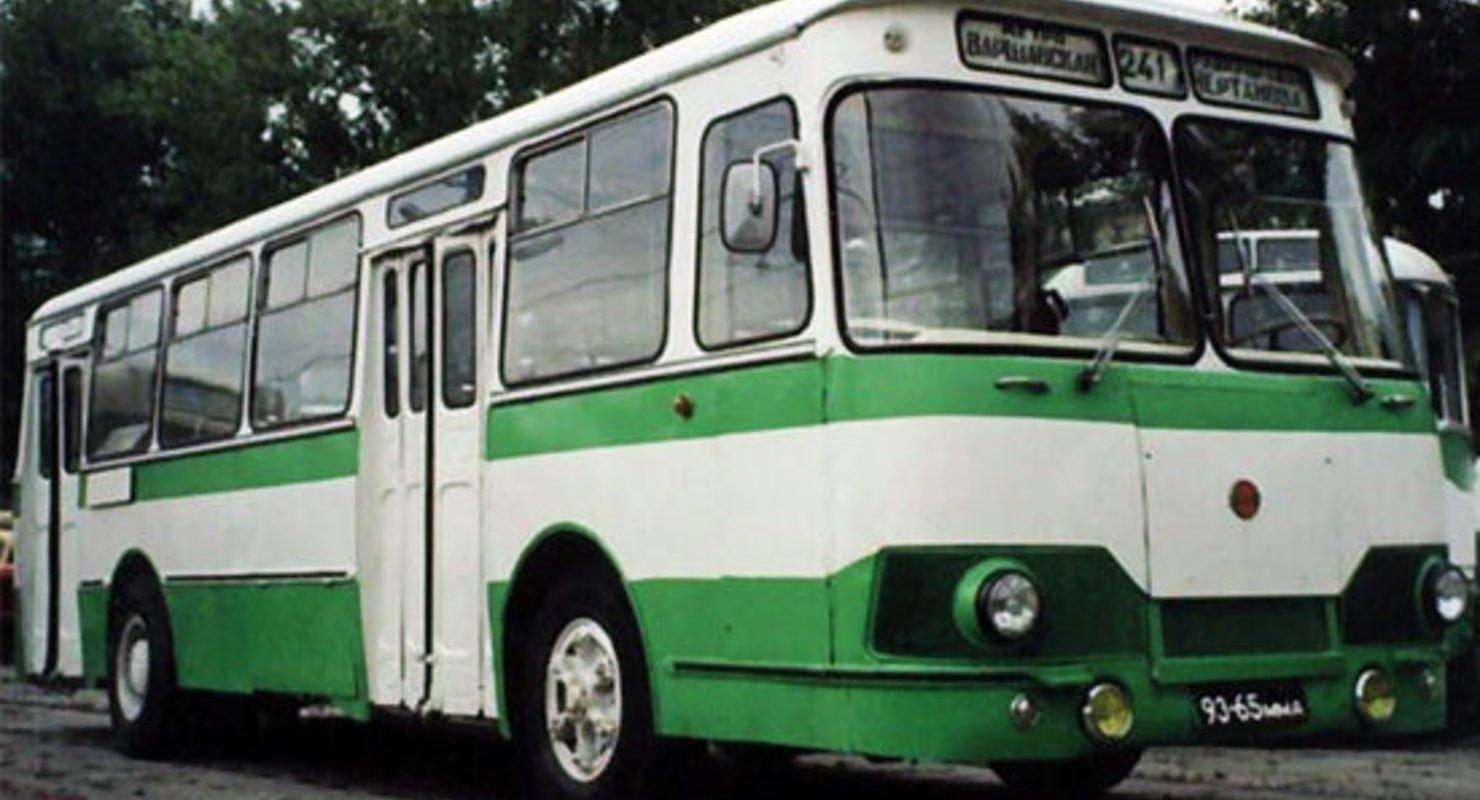 """Почему советский автобус ЛиАЗ """"Луноход"""" гремел бутылками? Исследования"""