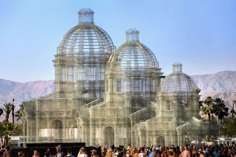 Здания-призраки Эдоардо Тресольди, заставляющие переосмыслить привычное видение мира Путешествия,фото