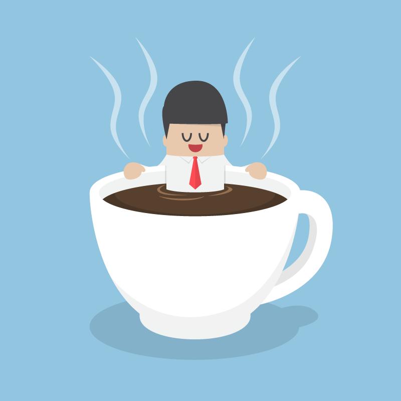 Обалденные анекдоты, чтобы устроить кофе-брейк