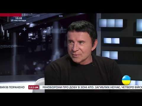 2017 Интервью с Д. Гордоном на канале 112 (Киев)