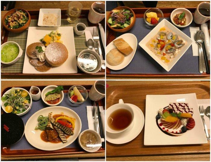 9.Больничная еда, больше похожая на ресторанную интересно, путешествия, удивительно, япония