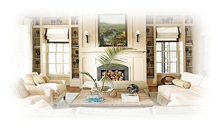 Идеи использования свободного пространства вокруг окна