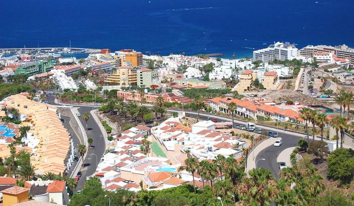 МИР ВОКРУГ. Тенерифе (Tenerife, Spain) и его красоты
