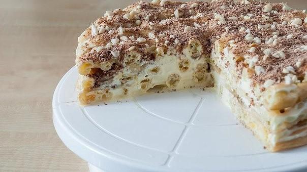 Торт-эклер.
