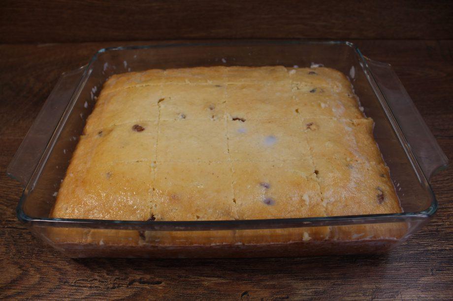 Просто нереальный влажный пирог из минимального набора продуктов