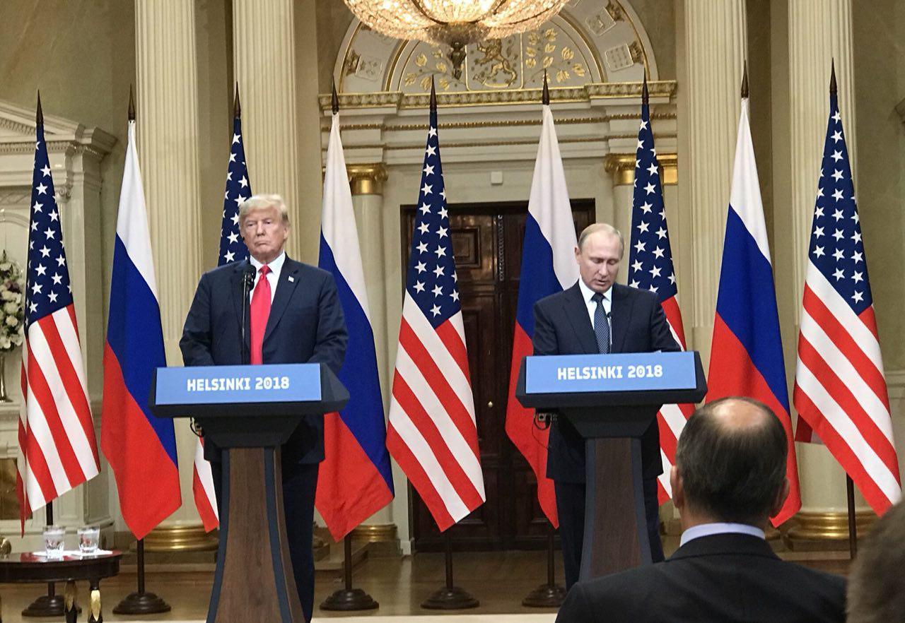 12 офицеров ГРУ в обмен на Браудера: о чем Путин и Трамп договорились за 2 часа в Хельсинки