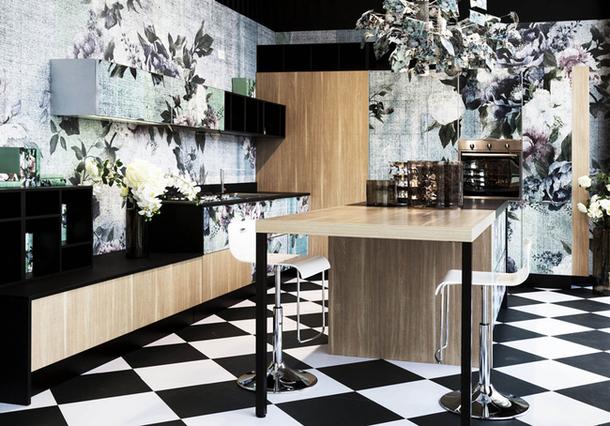 Кухня-хамелеон от Aran Cucine