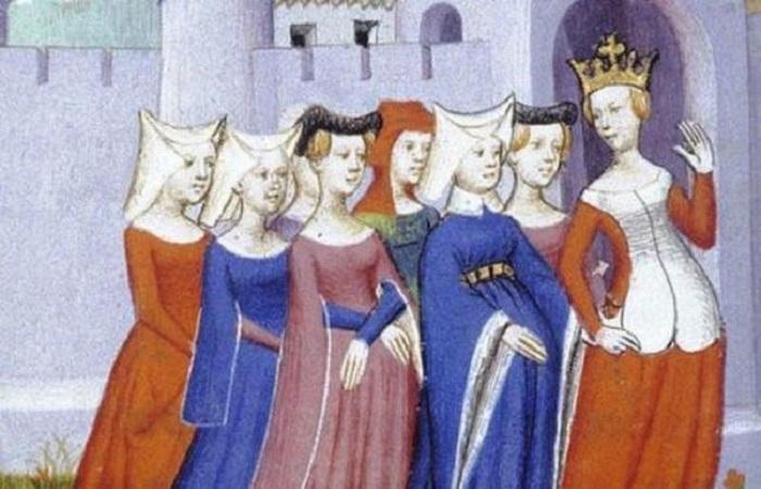 Скандальные дамы Средневековья