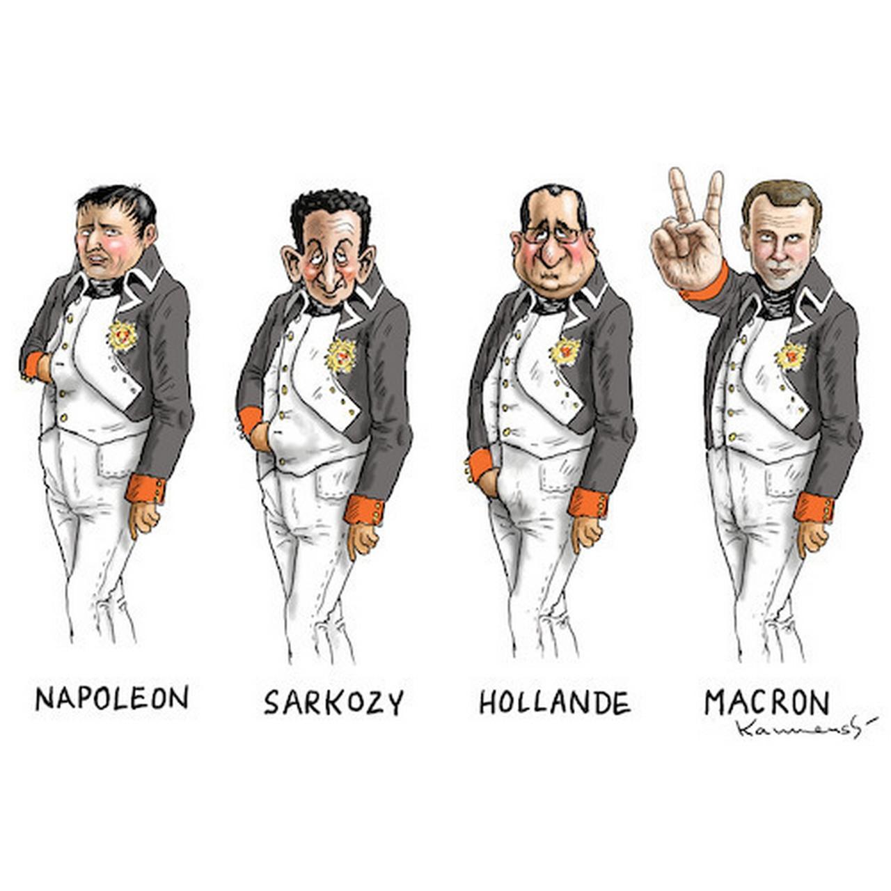 «Мы все глядим в Наполеоны», — зачем Макрон заговорил об общеевропейской армии?