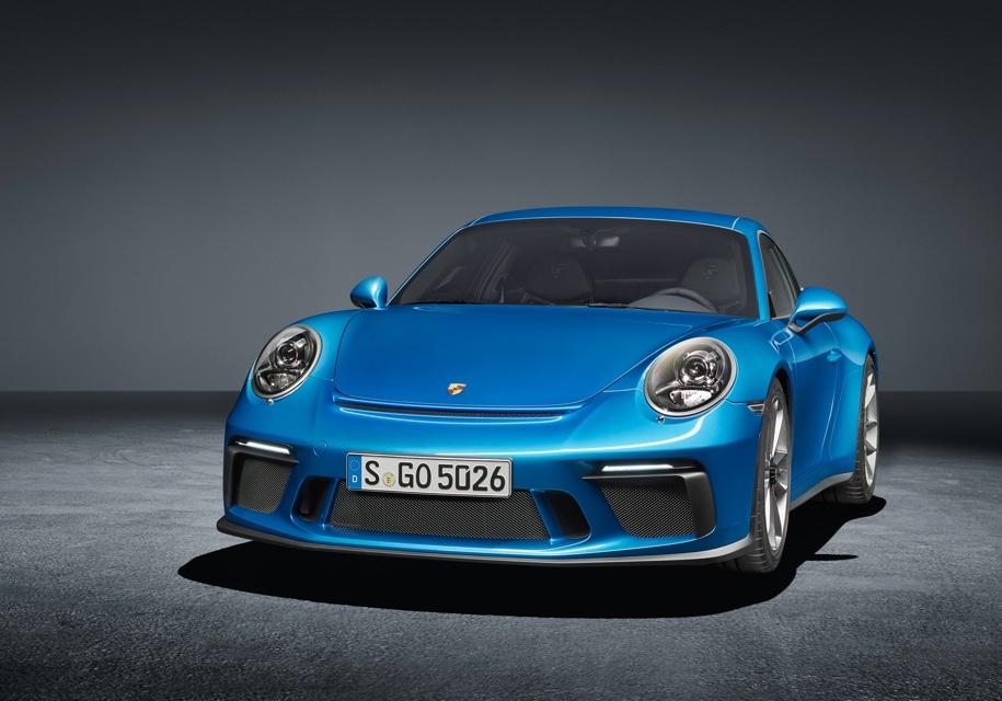 Porsche сделает для 911-го д…
