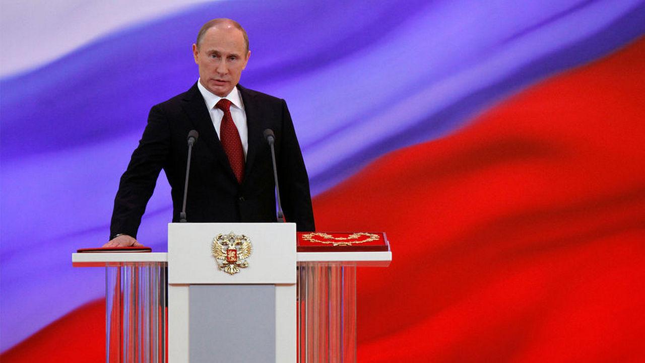 Дайте Путину точку опоры, и …
