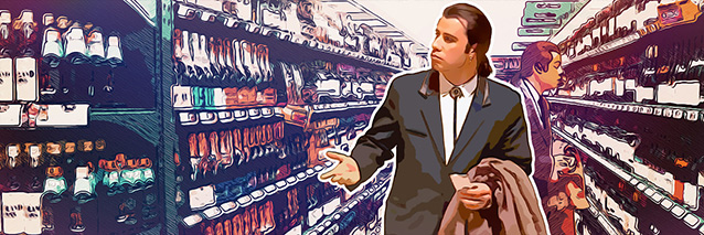 Как выбрать вино в супермаркете