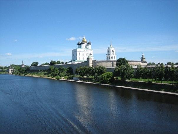 Один из древнейших русских городов – Псков