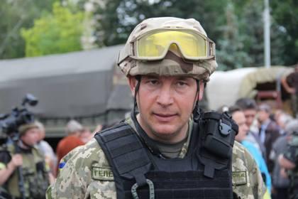 Министр обороны Украины проверит военачальников на детекторе лжи