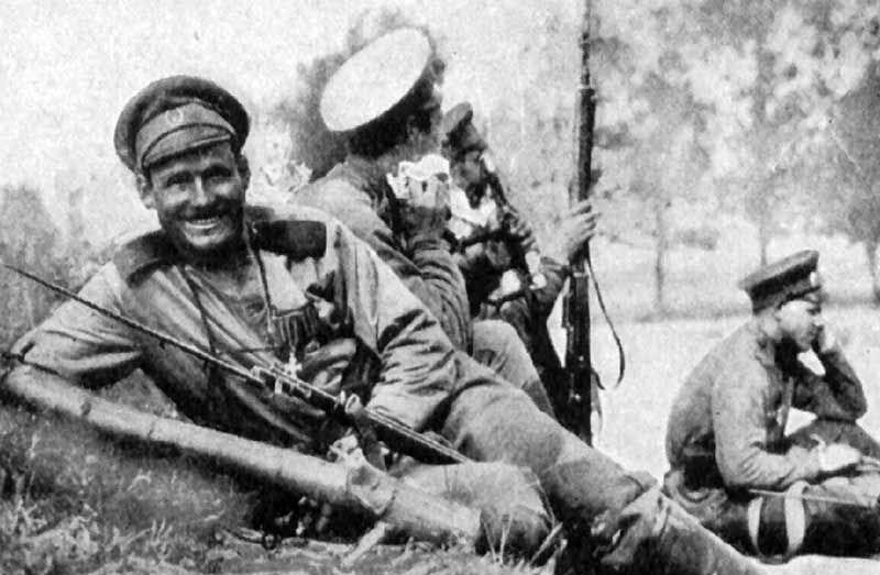 """""""Здесь свершилось неизвестное в военной истории"""": рукопашный бой в Августовских лесах. 1914 год история"""