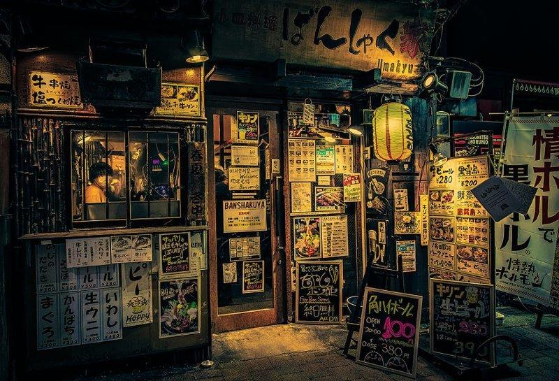 Витрина магазина красота, мечта, путешествие, страна, фотография, фотомир, япония