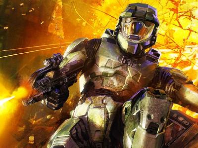 Стример прошёл Halo 3 с помощью контроллера для Guitar Hero. На самой высокой сложности halo,игроки,Игры,прохождение