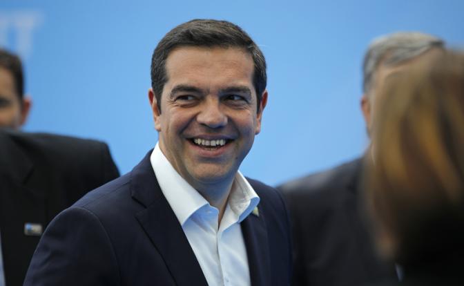 Греция требует репараций от России