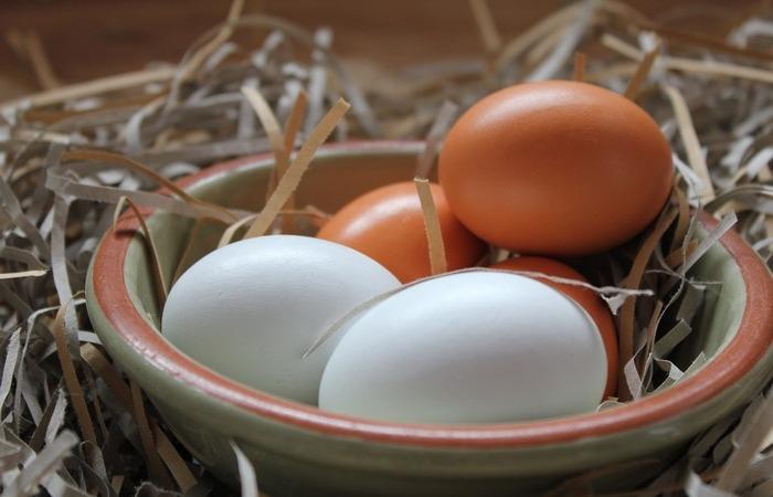 Коричневые или белые: какие куриные яйца считаются полезнее, и почему они по-разному стоят