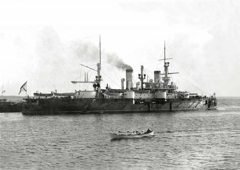 О результативности стрельбы главных сил японцев в бою при Шантунге история
