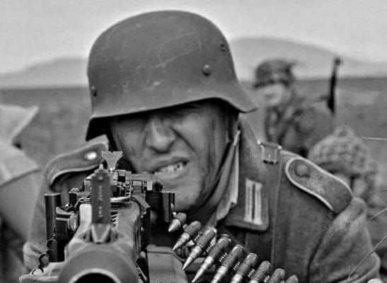 «Мёртвые воскресли»: почему немецкие пулемётчики теряли рассудок