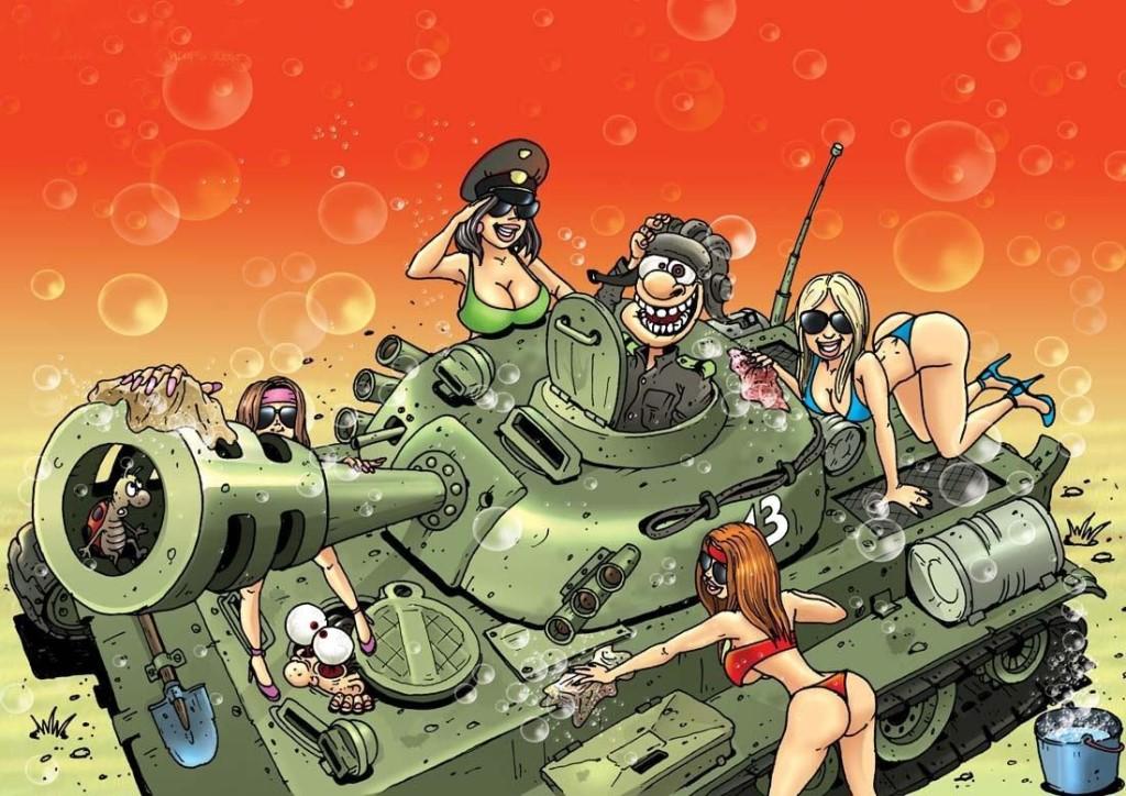 день танкиста поздравления прикольные картинки есть, стоять ней