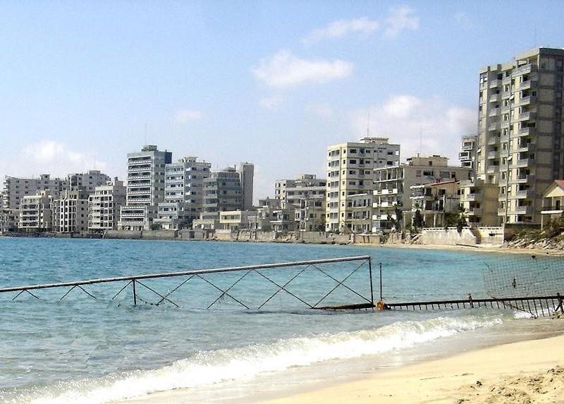 Курортный город-призрак на Кипре