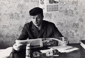Вологжане помогут издать книгу поэта Леонида Беляева