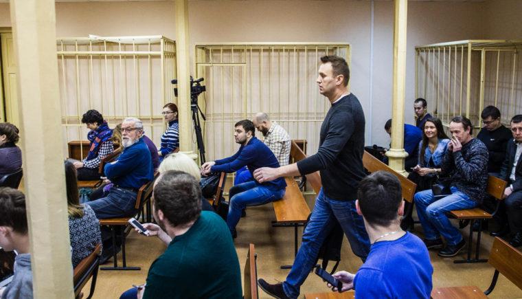 Почему Навального не допустили к выборам?