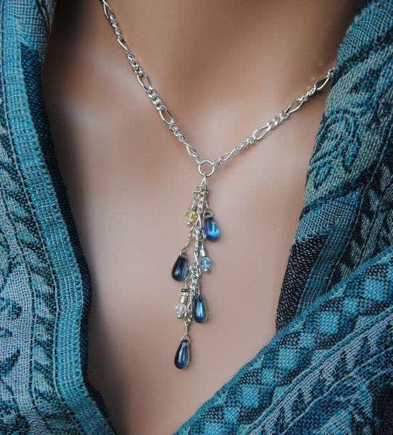 Ожерелье своими руками: Когда красота всегда с тобой