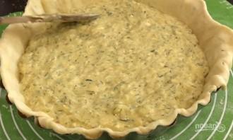 Луковый пирог (нереально вкусный) - фото шаг 9