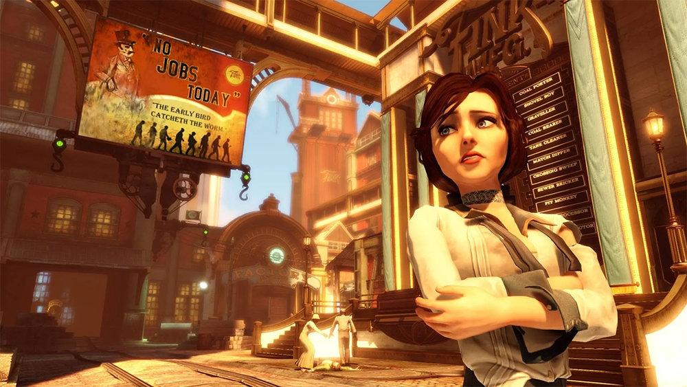 Анонсирована новая BioShock.…