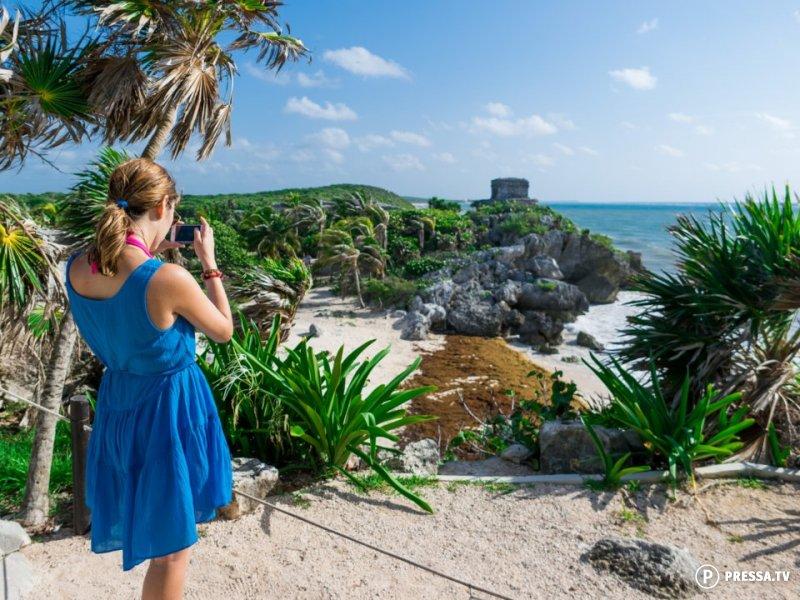 Красочные фотографии Ривьеры Майя - что осталось от древней цивилизации