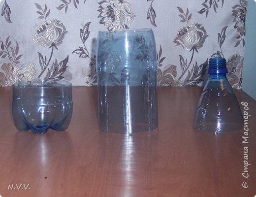 Горшочек под рассаду из пластиковой бутылки своими руками