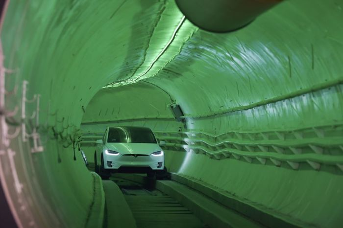 The Boring Company| Фото: Mother Nature Network.