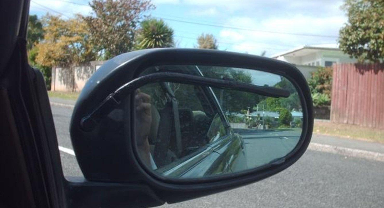 Ультразвуковая очистка зеркал: необычные функции в японских авто прошлых лет Исследования