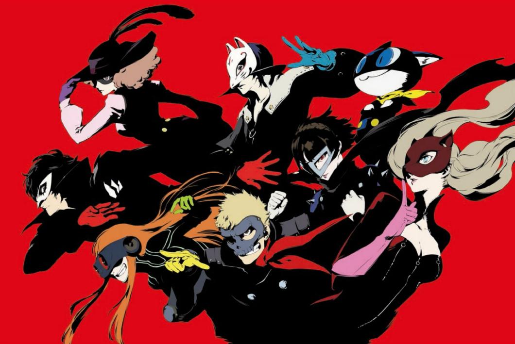 Под маской: символизм в Persona 5