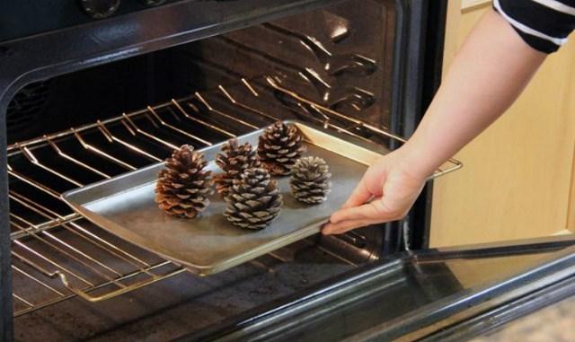 Арома-шишки для дома: сделать просто, главное знать несколько тонкостей