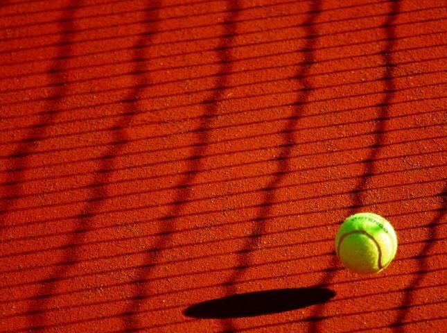 Теннисист Кевин Андерсон выиграл матч Итогового турнира АТР