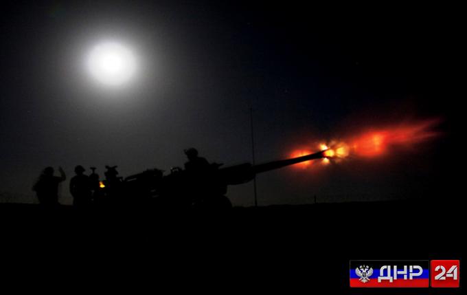 МО ДНР: Попытка прорыва обороны на юге ДНР привела к гибели шести боевиков ВСУ
