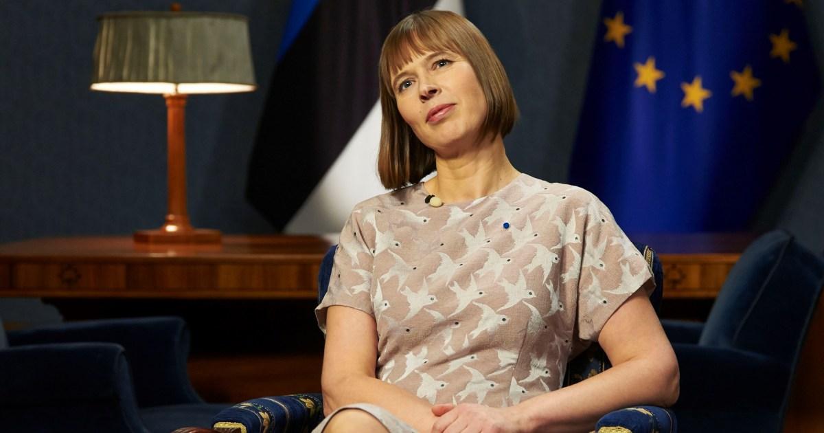"""Президент Эстонии призвала принять Россию """"такой, какая она есть"""""""