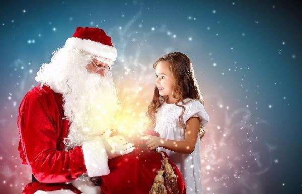 Стихотворения про Деда Мороза