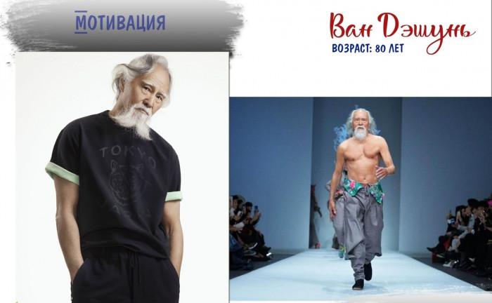 Как 80-летний дедушка стал моделью, сломав все стереотипы