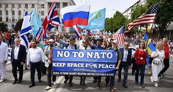 Американская делегация влюбилась в Крым новости,события