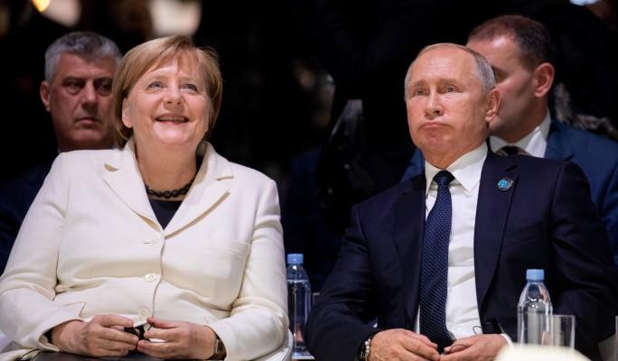 Меркель пошла на предательст…