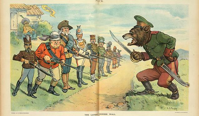 Советы из подворотни. Почему Россия не сможет выступать с позиции силы
