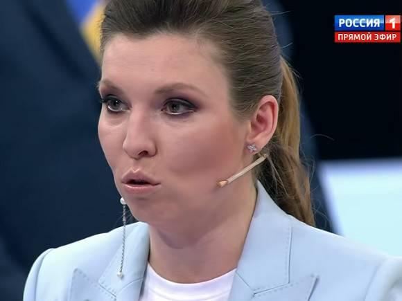 «Схема работает»: в эфире телеканала «Россия 1» похвалили действия белорусского ОМОНа выборы,Лукашенко,политика,Скабеева