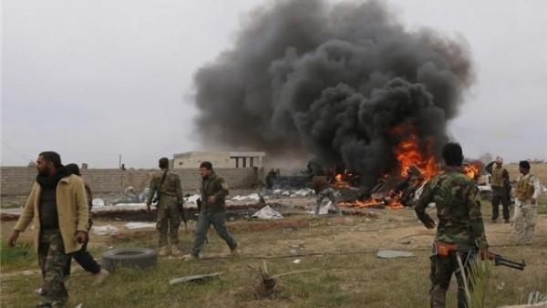 В Сирии командир группы боев…