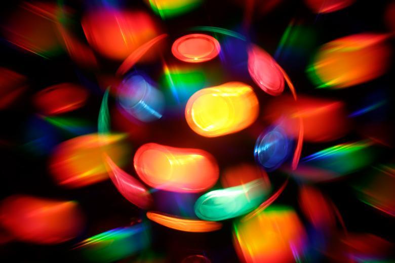 Как заставить эпилептика видеть радугу